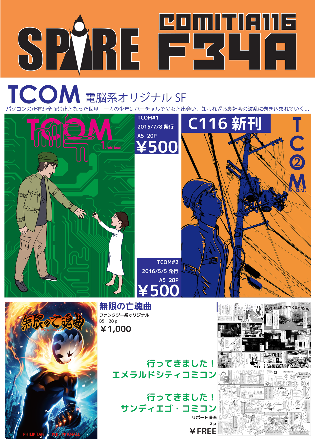 comitia116tablemenu